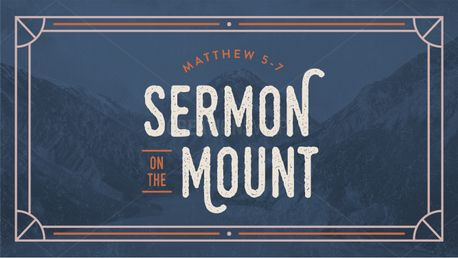 Sermon on the Mount (98003)