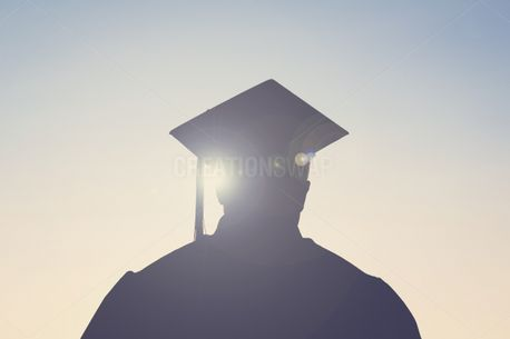 Graduate Silhouette (98038)