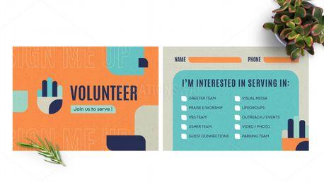 Volunteers Signup (98057)