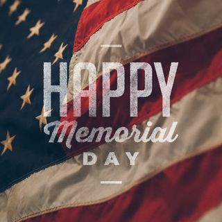 Memorial Day - Stamp