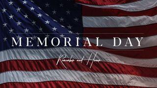 Memorial Day - Flag
