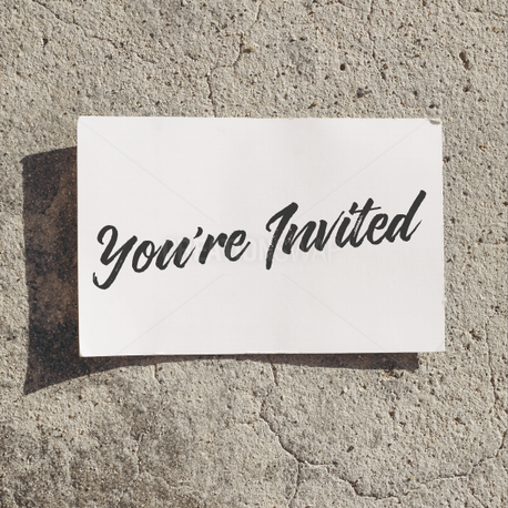 You're Invited (98077)