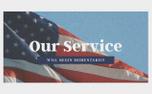 Patriotic Service (98143)