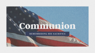 Patriotic Communion