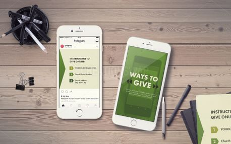 Ways to Give (98164)