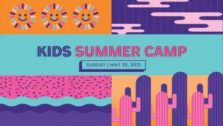 Kids Summer Camp (98183)