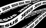 Jesus 3D Tubes Motion Loop (98289)