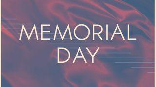 Dedicated Blue : Memorial Day