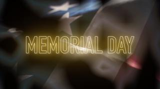 Memorial Day Motion Loop