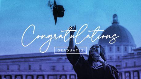 Congratulations Graduates (98380)