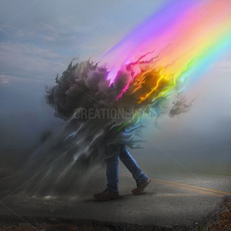 Rainbow and Darkness (98388)