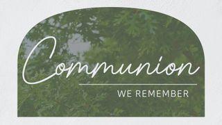 Oak Grove : Communion