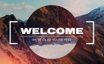 Mountain Film Welcome (98431)