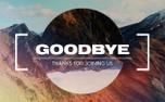 Mountain Film Goodbye (98436)
