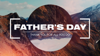 Mountain Film Father's Day
