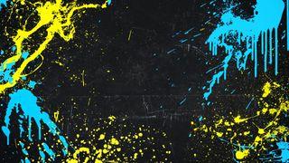 Paint Splatter Motion