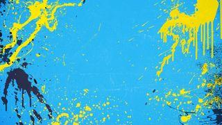 Paint Spatter Motion