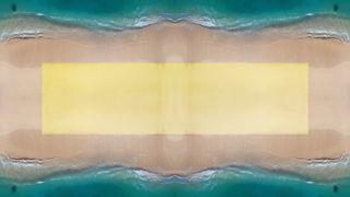 Ocean Blank Motion Loop