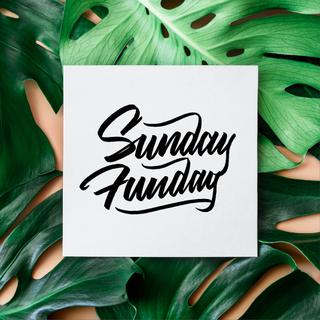 Sunday Funday Palms