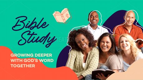 Bible Study Slide (98487)