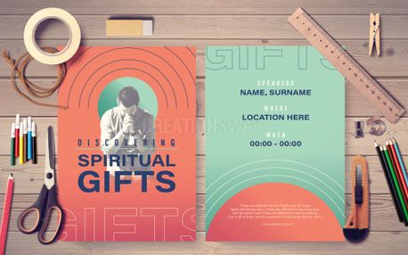 Discovering Spiritual Gifts  (98489)