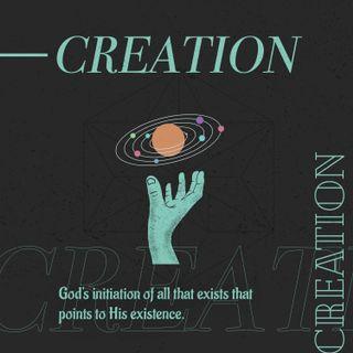 Theology Creation Social