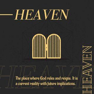 Theology Heaven Social