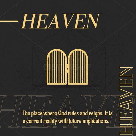 Theology Heaven Social (98532)