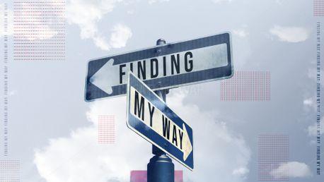 Sermon Series - Finding my way (98572)