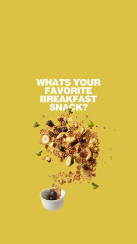 Breakfast Question