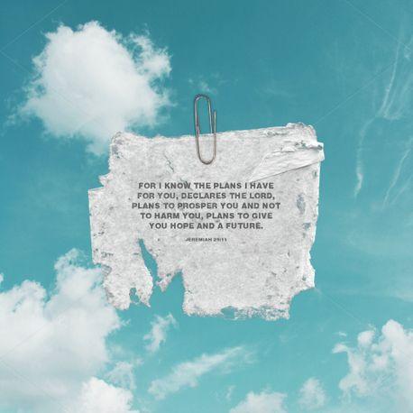 Jeremiah 29:11 (98607)