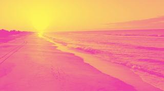 Summer Beaches Background