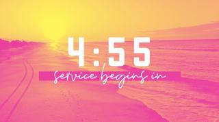 Summer Beaches Countdown