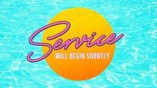 Pool Side : Service