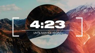 Mountain Film Countdown