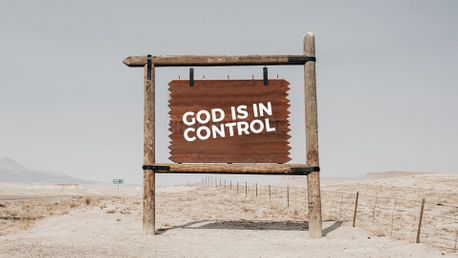 God is In Control (98704)