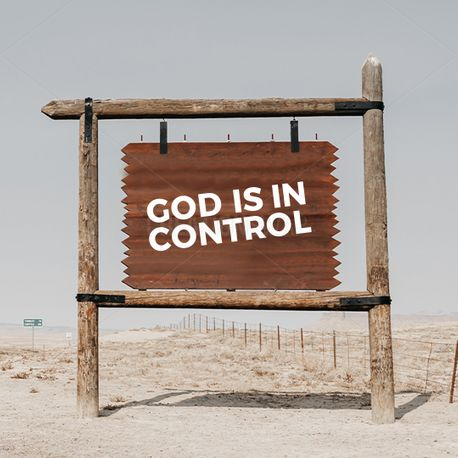 God is In Control (98706)