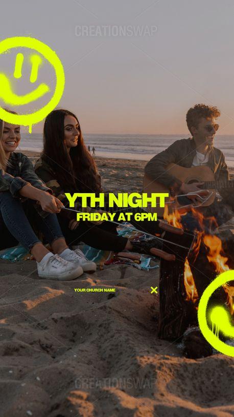 Youth Night (98709)