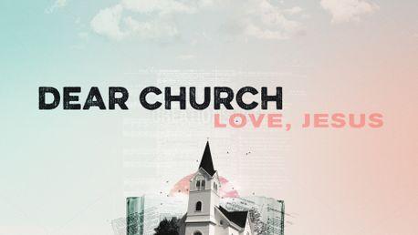 Dear Church - Sermon Series (98726)