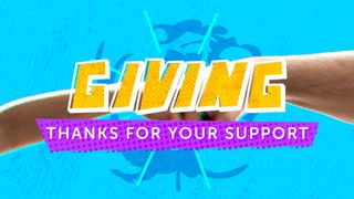 Pound It : Giving