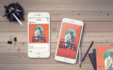 Discovering Spiritual Gifts IG (98774)