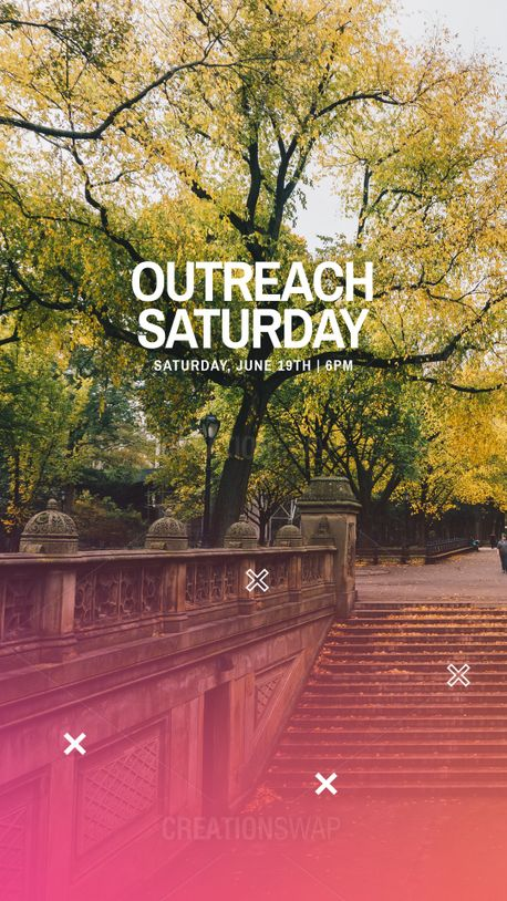 Outreach Saturday (98799)