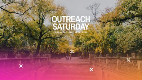 Outreach Saturday (98800)