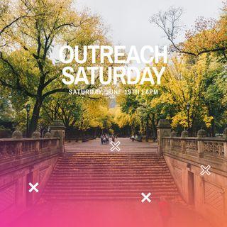 Outreach Saturday