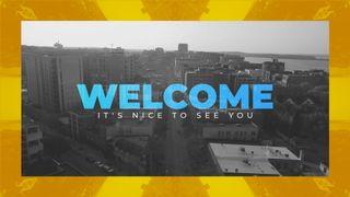 City Welcome Slide