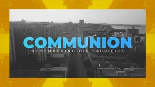 City Communion Slide