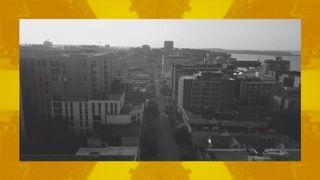 City Blank Motion Loop