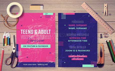 Teens & Adult Virtual Service (98873)