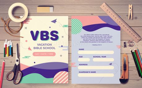 VBS Postcard (98876)