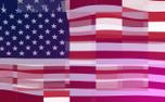 Digital Flag Background (98900)